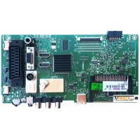 23353406, 17MB82P, 17MB82S, 290616R2, Main Board, VES430UNDL-2D-N12, 23307675, VESTE 43FB5000 LED TV, VESTEL SATELLITE 43FB5000 LED TV, TELEFUNKEN 43TF4025 43 UYDU ALICILI LED TV