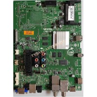 17MB120, 23395352, 23395353, Regal 55R6010U, Main Board, Ana Kart, VES550QNDS-2D