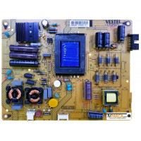 23256668, 17IPS71, 190814R4, Psu, Power Board, VES400UNVS-2D-N02, 23247529, VES400UNVS-2D-N03, 23286556, VESTEL SMART 40FA7100 40 LED TV