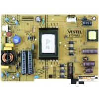 23321189, 23321191, 17IPS62, Power Board, VES315WNDB-2D-N03, VESTEL SATELLITE 32HA5000 32 LED TV