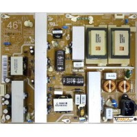 BN44-00341B, I46F1 AHS, Samsung, LTF460HJ02, samsung lcd tv power supply, SAMSUNG LE46C550J1