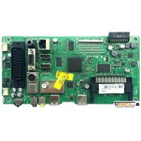23147347, 23147349, 17MB95, 050413, Main Board, VES400UNES-05-B, 40XT7000, TELEFUNKEN 40XT7000 SMART UYDULU LED TV